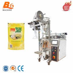 Automaticbeverageの酪農場のミルクのショウガのニンニクののりのパッキング包装機械