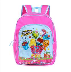 """Новые 16"""" девочек розового цвета Cute школьные сумки рюкзак рюкзак сумка для переноски"""