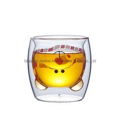 Il vetro doppio termoresistente animale creativo ha isolato il vetro ispessito