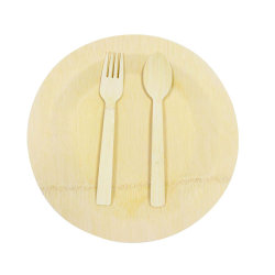 Placas degradável Dinnerware descartáveis para uso único