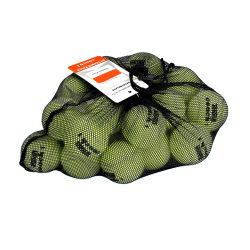 De Buena Calidad Extra Itf la bolsa de red de tipo 2 comidas profesional personalizado el 57% de la Lana sin presión de pelota de tenis