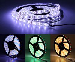 Hohe Helligkeit DC12V/24V 3528 5050 30LED RGB Weihnachtszeichenkette-Streifen-Licht der Dekoration-LED