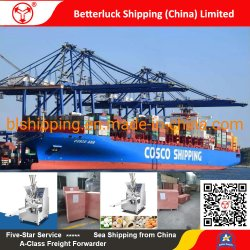 La logística de transporte de mercancías Servicio de envío de Guangzhou China Singapur Taobao mercancías