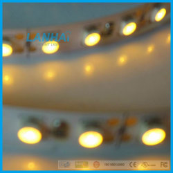 12V 120LED SMD 3528/M Ruban de lumière blanc chaud Bande LED