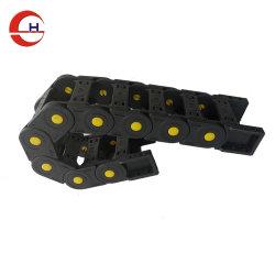 سلسلة كابلات CNC مقاس 45*200 مم كهربائية بلاستيكية للناقل