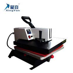 韓国の平らな熱の出版物機械、Tシャツのための手動タイプ昇華機械、困惑、スレート、ランドセル、枕、キーホルダー等