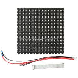 P7.62 крытый RGB светодиодный модуль дисплея экрана модуль 244mmx244мм