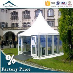 5X5m 8X8m для использования вне помещений пагода автомобильная выставка палатки