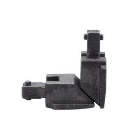 Pièces en fonte d'Silicon-Sol Custom-Made cire en acier au carbone cireux à basse température