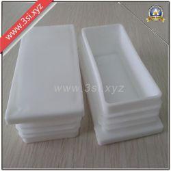 De witte Plastic Kurk van de Tussenvoegsels van de Buis van de Rechthoek en van de Benen van de Stoel (yzf-I002)
