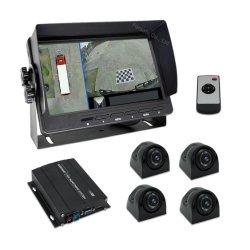 La vigilancia HD720p vehículo de seguridad CCTV DVR coche
