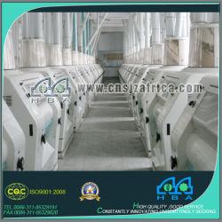 Moinho de farinha de milho para as máquinas de moagem de Milho Milho planta da fábrica