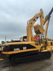 Utilisé excavatrice Caterpillar Cat 320cl pour la vente