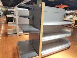 セリウムの証明のスーパーマーケットの金属の棚
