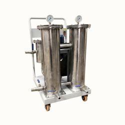 Jl серии типа из нержавеющей стали примесей фильтрация масла