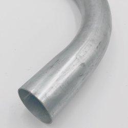 نصف القطر حلفنة الفولاذ المحلفن المرفق المرفق الملمع الملمع الملمع الملمع 45 درجة Elbow