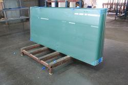 Portello di vetro incissione all'acquaforte acida Tempered con AS/NZS2208: 1996, BS6206, certificato En12150