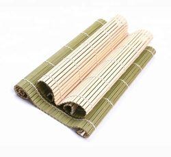 100% de alta qualidade Natural Eco-Friendly Sushi do tapete de bambu