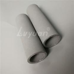 OEM fritté micro poreux de titane en poudre Tubes cartouche de filtre à Titan/Candle/Rod/tube