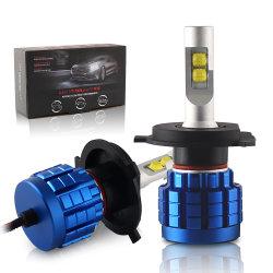 Lâmpadas automático 12V 24V 880 Hb2 Hb5 9003 H8 H7 H4 9012 9007 cabeça LED Lâmpada para carro