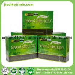 Leptinの緑のコーヒー1000緑茶の減量の焼跡の脂肪コーヒー