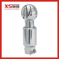 Edelstahl 360 Reinigungskugel Sanitär rotierende CIP Spray Ball Mit Stift
