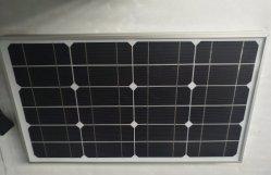 Utilisation de lumière LED 20w panneau solaire PV Mono pour lumière solaire.