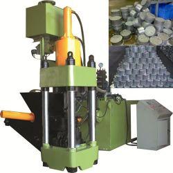 Hydraulische Aluminiumbrikettieren-Presse-Maschine für die Altmetall-Chip-Wiederverwertung