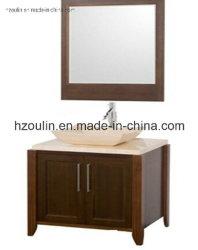 Novo Design Expresso moderno mobiliário de banho de PVC armário com alta qualidade (BA-1135)