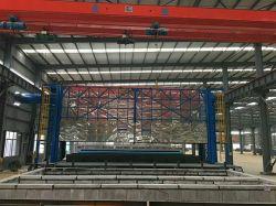 Les fumées de zinc Collection & système de filtrage pour la galvanisation à chaud de matériaux de construction de ligne de production