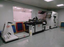 Etikettendruckmaschine Für Automatischen Wassertransfer