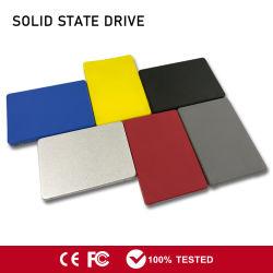 Interfaccia variopinta di rendimento elevato nuova che funziona 120g 2.5 il disco rigido dello SSD di pollice SATA3