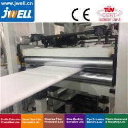 Jwell CO2 вспенивания XPS системной платы из пеноматериала выдавливание механизма/бумагоделательной машины/экструдера