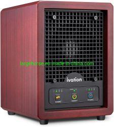 Портативный для настольных ПК очиститель воздуха фильтр HEPA озоногенератор деталей автомобиля отрицательный ион аниона очистителя воздуха