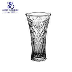 Cristalería con muchos diseños de cristal de la decoración del hogar Jarrón de flores