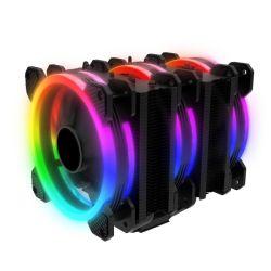 2*6 Heatpipe Computer CPU-Kühlvorrichtung der Kühlvorrichtung-120*120*25mm, Kühlventilator, Argb Kühlvorrichtung, RGB-Ventilator, LED-Ventilator