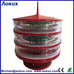 Aokuxの新しい設計されていたタイプBの高輝度タワーの警報灯LEDの航空ライト製造業者フラッシュタワーの照明