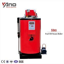 環境保護のコンパクトな構造の50kgイタリアのガスのCombiの産業ボイラー