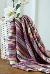 Como la ropa de cama Ropa de cama sofá de terciopelo tejido Material para la venta al por mayor