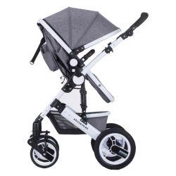 En1888 Wandelwagen van de Baby van de Kinderwagen van het Certificaat de Vouwbare