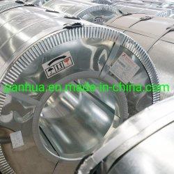 塗られるコイルシートの/SPCC熱い浸された電流を通された鋼鉄DC01亜鉛