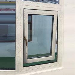 Kauf des hohles Glas anodisierten Aluminiummarkisen-Fenster-Qualitäts-örtlich festgelegten thermischen Bruch-Flügelfensters