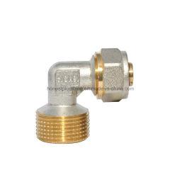 Pex-Al forgeage de haute qualité en laiton-Raccord de tuyau Pex