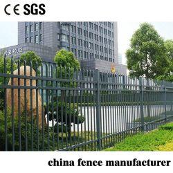 Jardín/fábrica/casa de fácil montaje de acero galvanizado en caliente de esgrima de la seguridad empalizada