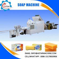 Vendita Africa della macchina di saponeria della barra della lavanderia del sapone di toletta della macchina del sapone di 100/300/500/800/1000/2000 di kg/h