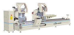 Zaag van het Knipsel van de Hoge Precisie van de Levering van de fabriek de Dubbele Hoofd met De Machine van de Deur van het Venster van het Ce- Certificaat