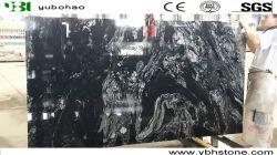 Китай из полированного черного гранита с белым вен, Королевского Балета слои REST для плитки/Счетчик Top/верхней части зеркала в противосолнечном козырьке/асфальтирование каменными/Стены оболочка