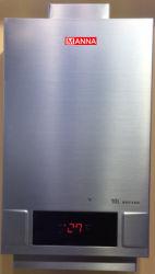10L de gedwongen Verwarmer van het Water van het Gas van het Type met Constante Temperaturen