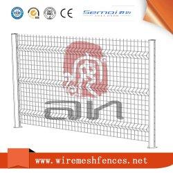 PVC 코팅 삼각형 경계 용접 와이어 메시