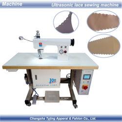 Ropa interior sin costuras ultrasónicas Lace Bra máquina de coser